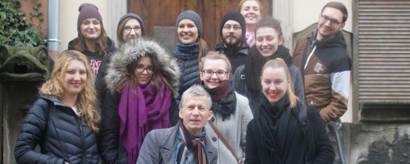 Kulturoznawstwo UG - zajęcia terenowe z antropologii miasta