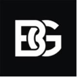 Logo litery BG