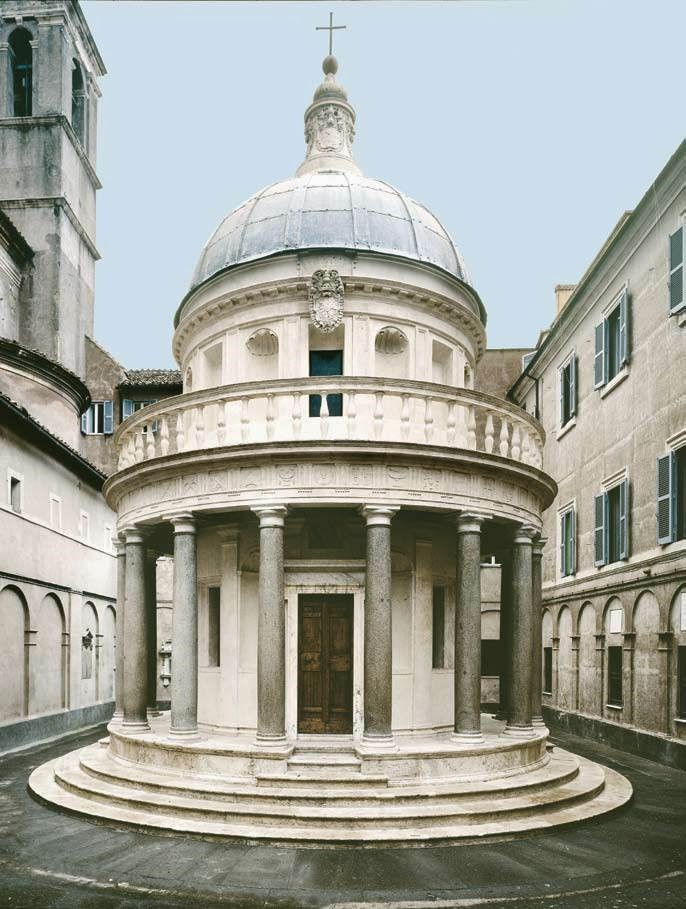 Świątynia Tempietto wRzymie