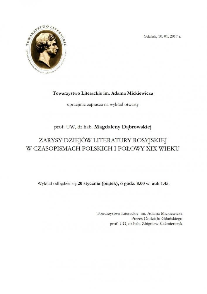 tl m. dąbrowska