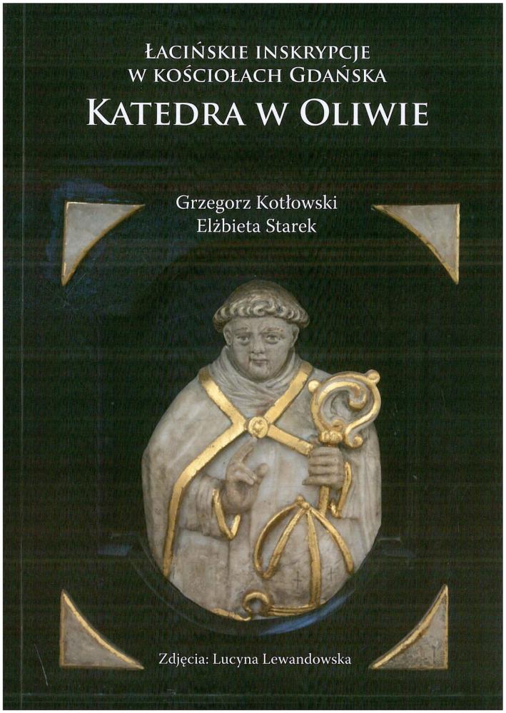 Katedra wOliwie - okładka