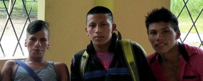 badania terenowe w Ekwadorze w ramach realizacji grantu Polonez 1