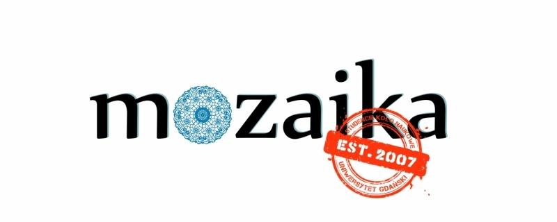 Mozaika 10 lat logo