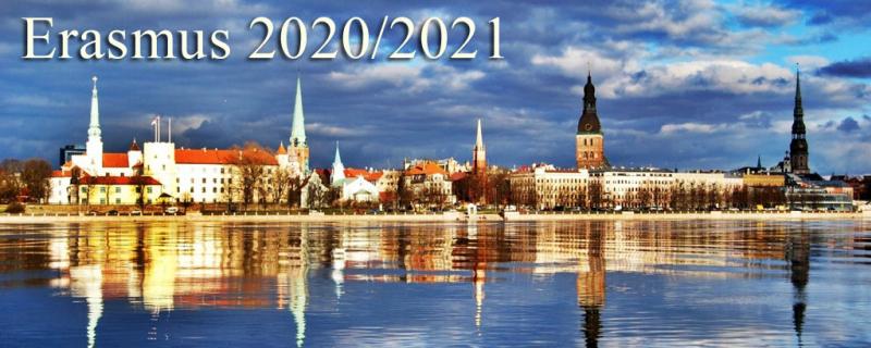 Erasmus 2020/2021