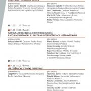 """Międzynarodową Konferencję Historyków """"Dziedzictwo II wojny światowej z perspektywy 70 lat"""""""