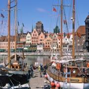 Gdańsk waterfront
