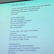 Wiersz Katarzyny Godzwon | Katarzyna Godzwons Gedicht