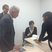 Spotkanie autorskie Anny Kim