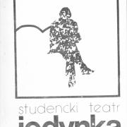 Błażejewski M. (red.), Studencki Teatr Jedynka, Gdańsk-Poznań-Warszawa 1984