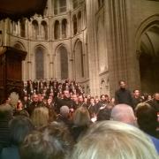 Koncert w Katedrze Świętego Piotra w Genewie
