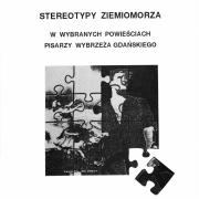 M. Błażejewski, Stereotypy Ziemiomorza w wybranych powieściach pisarzy Wybrzeża Gdańskiego, Wydawnictwo UG 1993