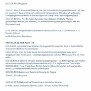 """Konferencja """"Das (Un)Menschliche..."""" (2)"""
